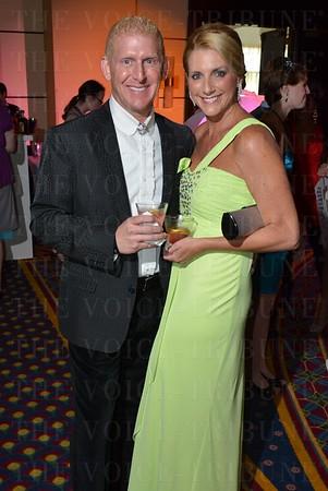 Gary and Allison Hirsch.