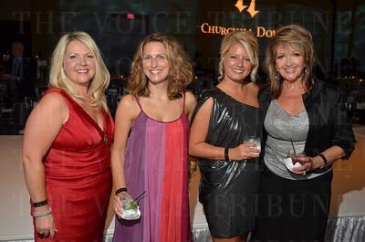 Pam Dwire, Krista Hamilton, Rachel Fulkerson and Crissie Richardson.
