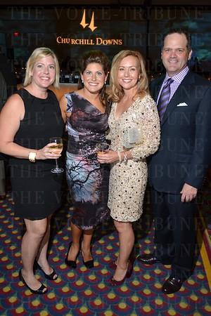 Susan Hovekamp, Lisa Morley, Jennifer Kramer and Dickie Greenlief.