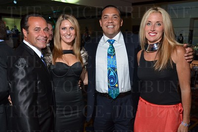 Glenn Hogan, Jessica Green, Arnold Rivera and Angela Bisig McCormick.