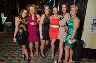 Stylists from Joseph's Salon and Spa: Katy, Stacy, Melissa, Hasch, Jessica and Danielle.