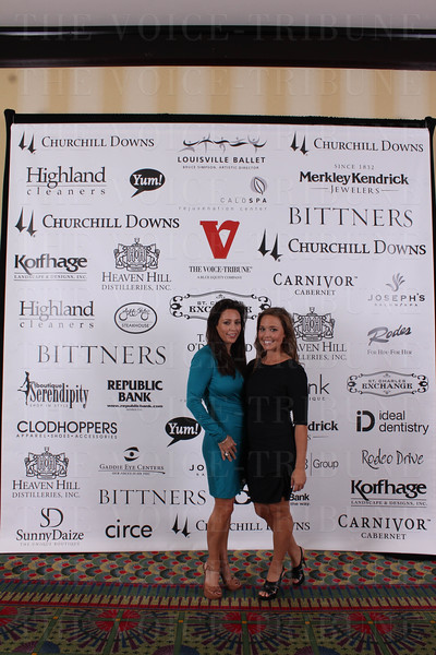 Tracy Blue and Lauren DePaso.
