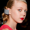 Cynthia Rowley Backstage NY Fashion Week 9/11/10