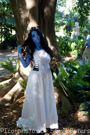 Becstacy as Corpse Bride