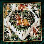 Tapestry Scarf by Belle von der Goltz Designs