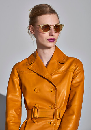 Bottega Veneta Pre-Fall Presentation 2017 at Brooklyn Studios LIC NY