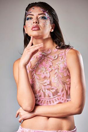 March 10, 2017 - Break Bread Fashion Shoot @Alchemical Studios  Model- Daria Shevchenko Model- Jami Zacharias Model-  Keyara Mark  Designer- Gabriela Rosado  Photographer- Robert Altman