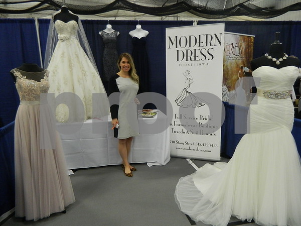 Ashley Redeker- Modern Dress in Boone