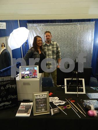 Jamie and Jeff Seenusen- BD Photo Booth