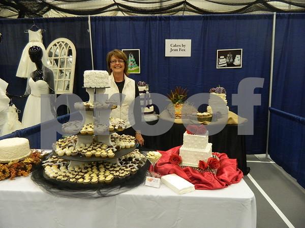 Jean Fox-Cakes by Jean Fox