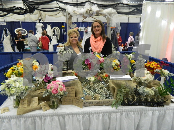 Left to rigth: Sandi Kuebler and Audry Stauter