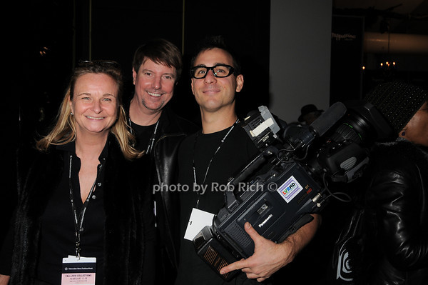 Lisa Silhanek and crew