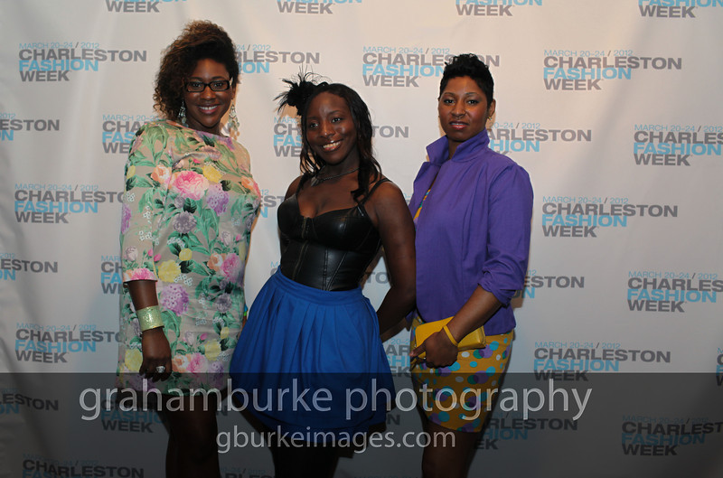 Charleston Fashion Week - Friday Red Carpet