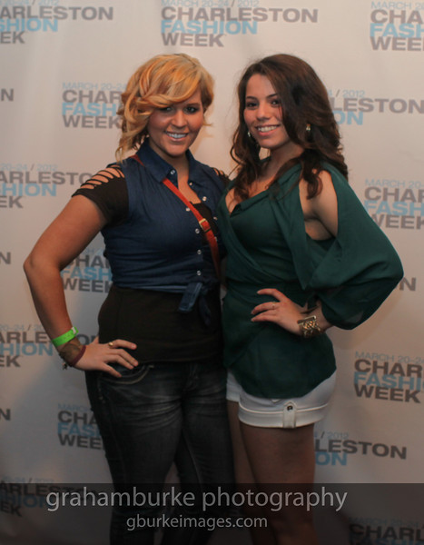 Charleston Fashion Week - Friday Red Carpet