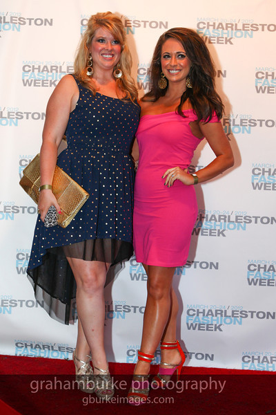 Charleston Fashion Week 2012 - Saturday Red Carpet