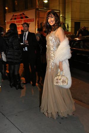 Celebrities at The amfAr Gala 02/06/2013