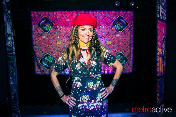 Chloe Trujillo Fashion Show