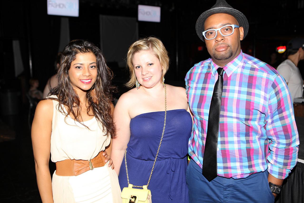 Cinco de Mayo Fashion Soul show at Amos Southend, Charlotte, N.C.