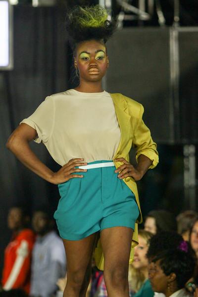 The Models: Cinco de Mayo Fashion Soul show at Amos Southend, Charlotte, N.C.