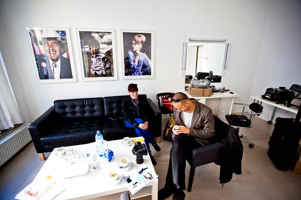 StudioShooting Linz 2011