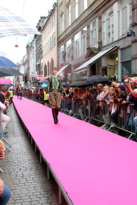 Copenhagen Fashion Week The Greatest Catwalk in the World - One Mile Long
