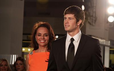 Aileen Pratt named one of Dallas' Top Ten Best Dressed Women of Dallas on the runway at Neiman Marcus 9-22-09.