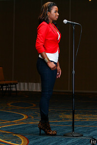 The Cynthia Bailey Model Search - Omni Hotel, Charlotte N.C.
