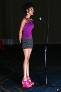 The Cynthia Bailey Model Search - Omni Hotel, Charlotte N.C.