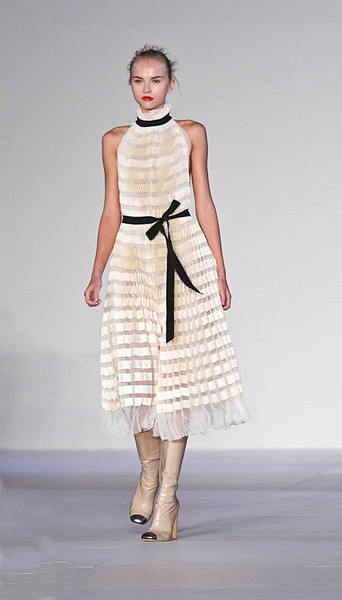 Jill Stuart Spring 2011 Collection