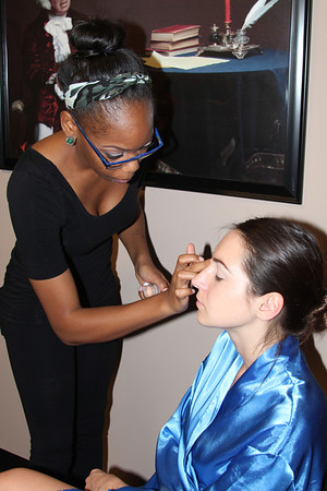 DC Fashion Week 2013 - Spring / Summer 2014 Collections - Glam Squad