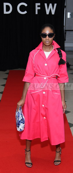 Demure Collection - DC Fashion Week 2015 - Spring / Summer 2016 Collections - DCFW
