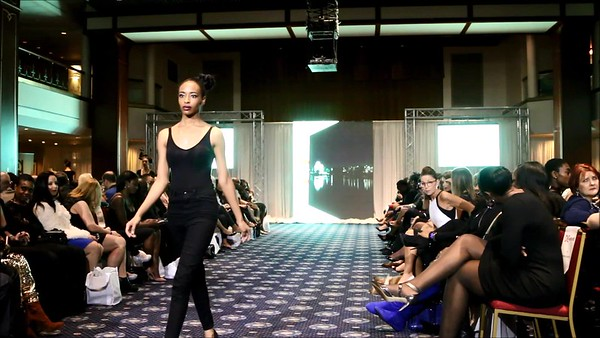 Models In Black - Video - DC Fashion Week 2017 Autumn / Winter Collections - DCFW