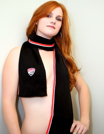 JUST A SCARF