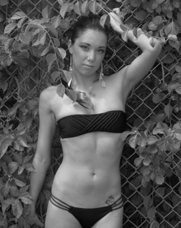 Danielle-modelling