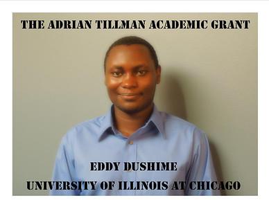9  Eddy Dushime