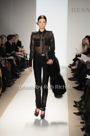Dennis Basso model<br />  photo  by Rob Rich © 2010 robwayne1@aol.com 516-676-3939