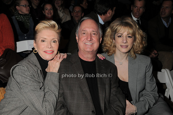Leba Sedaka, Neal Sedak, Dara Sedaka<br />  photo  by Rob Rich © 2010 robwayne1@aol.com 516-676-3939