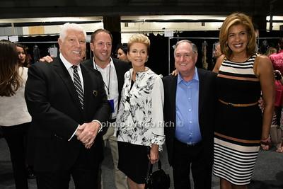 Dennis Basso, Michael Cominotto, Leba Sedaka, Neil Sedaka, Hoda Kotb photo by Rob Rich/SocietyAllure.com © 2015 robwayne1@aol.com 516-676-3939
