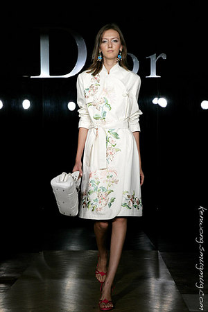 Dior fashion show @Vincenzo Ristorante Italiano 20060119