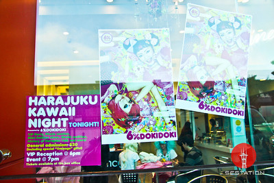 DokiDoki Harajuku Fashion Night