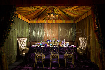 ELEGANT WEDDINGS-BERBER LOUNGE