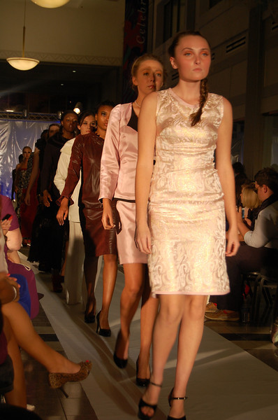 ETAMIB on the Runway at VA Fashion Week