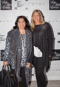 Meena Chugani and Allison Seriani