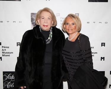 Nora Bulnes and Silvia Trinidad