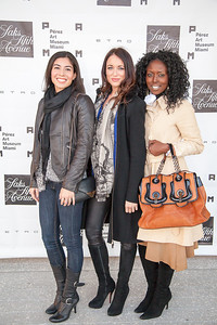 Elizabeth Acosta, Amanda Blackmon, Marlo Darrington