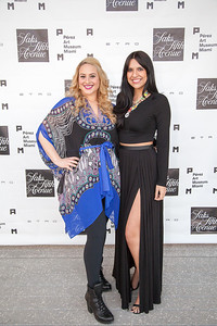 Diana Barcelo and Crystal Manzo