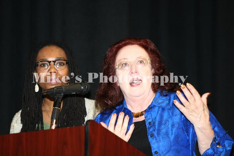 Kalari Turner and Dr Kaye Crippen