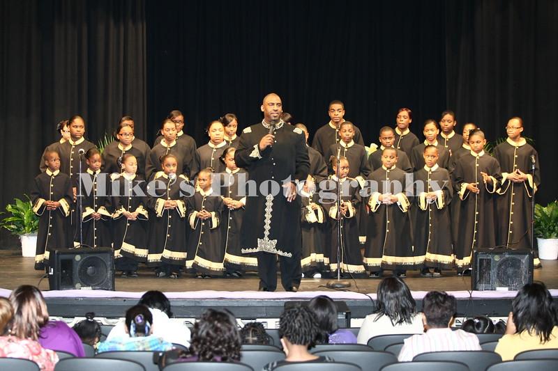 Gloryland Pastor's Choir