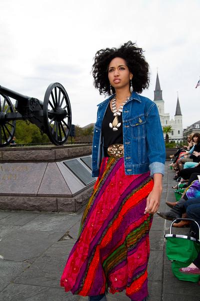 Eco-Fashion Day in NOLA
