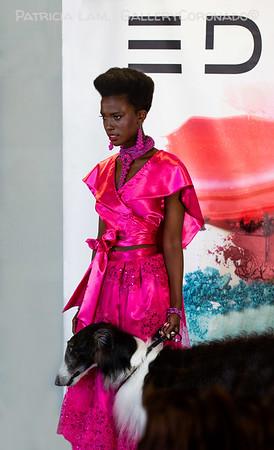 model pink dress wolfhound 7173